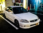 Photo Honda Ballade B20b Non-vtec