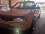 Photo Toyota Corolla 1.3 swap for Polo or RunX with...