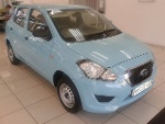 Photo Datsun - Go 1.2 Mid (Blue - Light)