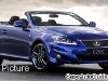 Photo Used Lexus IS 250 Convertible for sale in Cape...