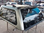 Photo Toyota hilux dc 20052- carryboy silver canopy...