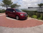 Photo 2012 Chrysler Grand Voyager 2.8 Limited...