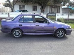 Photo Nissan Sentra 160 STI 5 Speed with Mags,...