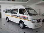 Photo Jin Bei Haise H1 14 seater (2.2i) 2014