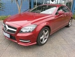 Photo Mercedes-benz Cls350 Be (Beautiful New Demo! )