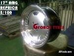Photo G force tyres 17` 18`. 5/100 range!