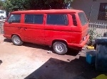 Photo Microbus swap for smal car or sell R25000...