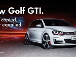 Photo Brand New Golf GTI For Sale