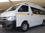 Photo Toyota Quantum 2.7 GL 14-seater bus 2009