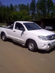 Photo 2006 Toyota Hilux 2.5 d4d diesel immaculate