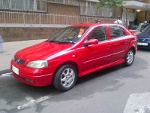 Photo 2000 Opel Astra Hatchback
