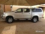 Photo Toyota Hilux 4X4 D4D D/cab
