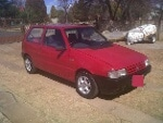 Photo Fiat uno mia