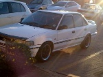 Photo Toyota Camry 1988, Manual, 1.3 litres