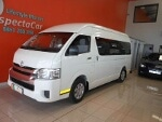 Photo 2014 Toyota Quantum 2.5D-4D GL 14-seater bus