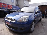 Photo 2008 Ford Fiesta 1.4i Trend 3-door, Blue with...