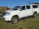 Photo 2010 Toyota Hilux Double Cab