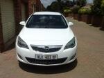Photo Opel Astra hatch 1.6 Essentia