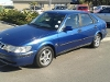 Photo 2002 saab 93 automatic for only r 29990 - cape...