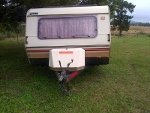 Photo Light to tow! Sport model 1987. Ideal touring...