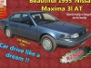 Photo Nissan Maxima 3liter automatic with FSH 1995