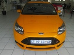 Photo Ford focus st3