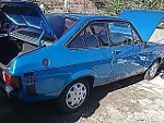 Photo 1979 Ford Escort Coupe 1600 SPORT