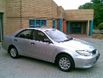 Photo Toyota Camry Cape Town