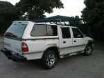 Photo 2001 Isuzu KB280 DT LX Double Cab 4X4