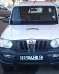 Photo 2011 Mahindra Scorpio Double Cab