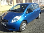 Photo Toyota T1 AC Yaris 2008 model 5Doors with...