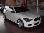 Photo 2014 BMW M1 M135i 3dr A/t (f21)