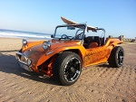 Photo Epic one of a kind beach buggy and jeep replica...