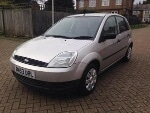Photo Ford Fiesta 2004