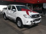 Photo Toyota Hilux 3.0 D4D 4x4 Automatic Legend 40...