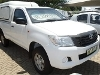 Photo Toyota Hilux 2.5D-4D 4x4 SRX