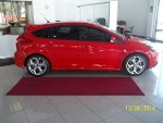 Photo Ford - Focus 2.0 GTDi ST3 5 Door (Red)