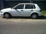 Photo Rent to own: Toyota Tazz Drive same day!