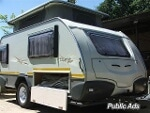Photo Sprite Tourer SP Caravan