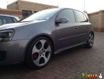 Photo 2009 Volkswagen Golf 5 Gti