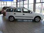 Photo 2004 Opel Astra Caravan 1.8i cd. White.