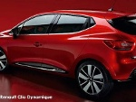 Photo Renault - Clio IV Turbo Dynamic (Red)