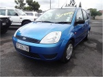 Photo Blue Ford {derivative} with 160000km available...