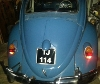 Photo 1962 Volkswagen Beetle Coupe