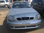 Photo Daewoo lanos 1999 in good condition for r25000...