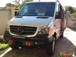 Photo Camper 319 CDI AWD with Low range and Center...