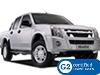 Photo Isuzu KB 250D-Teq double cab LE
