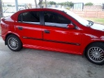 Photo 2001 Opel Astra Hatchback