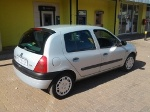 Photo 2001 Renault Clio hatchback used car for sale...