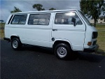 Photo White Volkswagen with 1 available now!